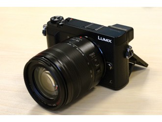 Panasonic Lumix GX80 z objektivom 14-140 Power OIS